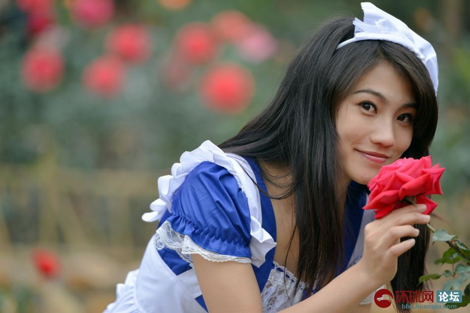 情人节专题:采一束纯洁的鲜花送情郎! 天下