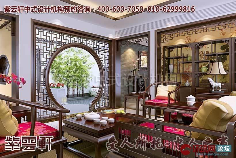 杭州古典中式风格别墅装修设计解决方案