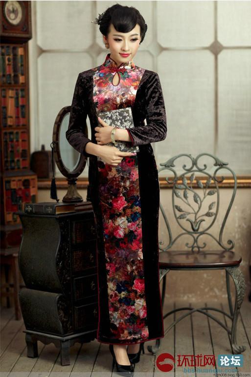 旗袍美女 你喜欢