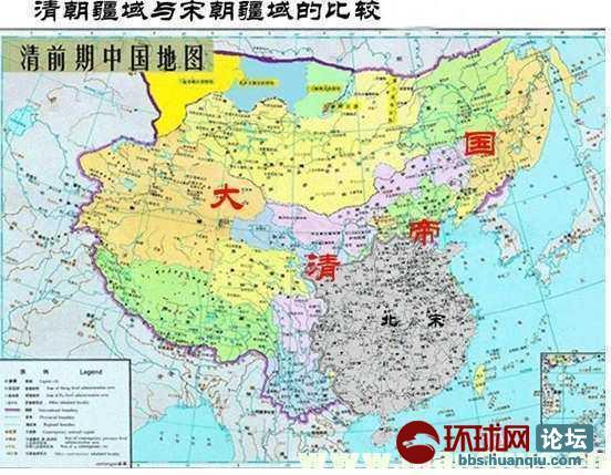 汉朝鼎盛时期地图