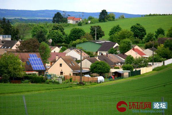 许锡良:三千里西欧农村的田舍风貌(组图)图片