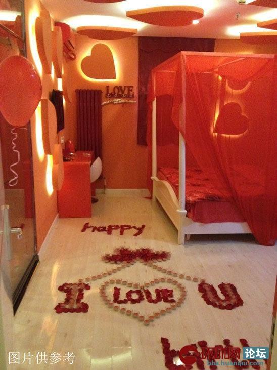酒店生日房间怎么布置_生日布置房间图片-3生日布置房间图片 浪漫布置房间图片图片