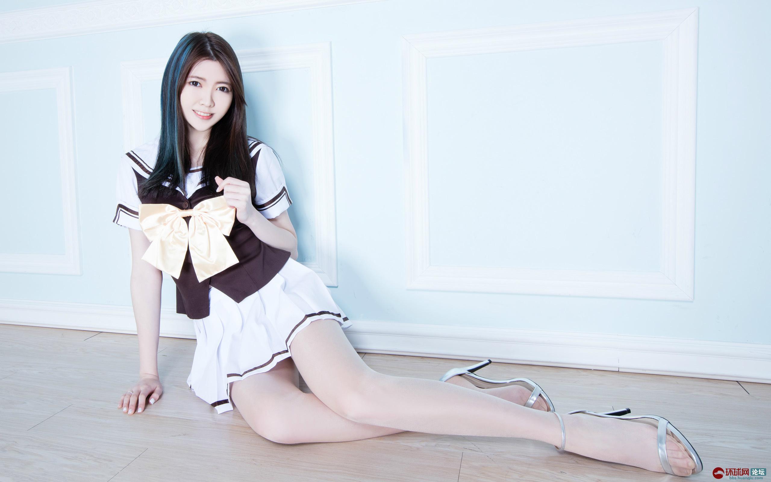 台湾美腿美女brindy-celia