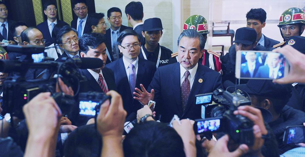 从此次东盟外长会看中国的广阔胸怀