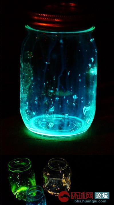 瓶子中的科技小制作图片