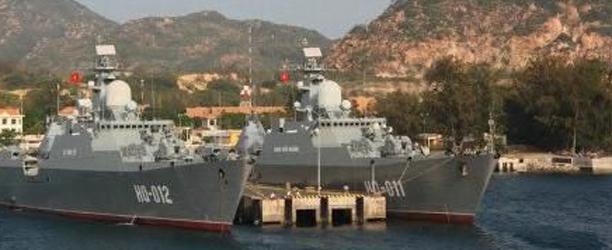 越南邀请俄军重返金兰湾想的是啥?