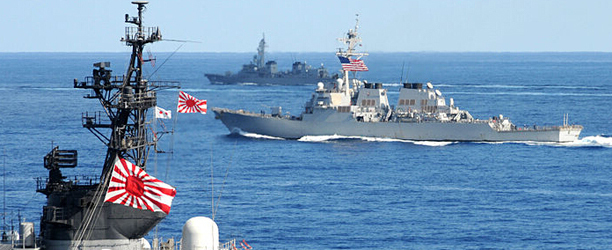 日本若横行南海 中国三招可摆平!