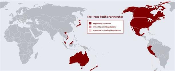 TPP在如若在美国搁浅 ,中国会获得什么利益
