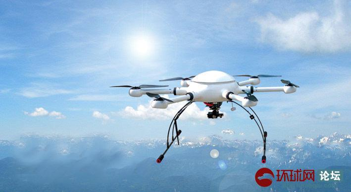 工业级无人机