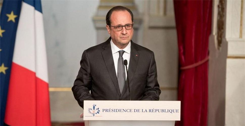 奥朗德的放弃背后是法国人民的抛弃
