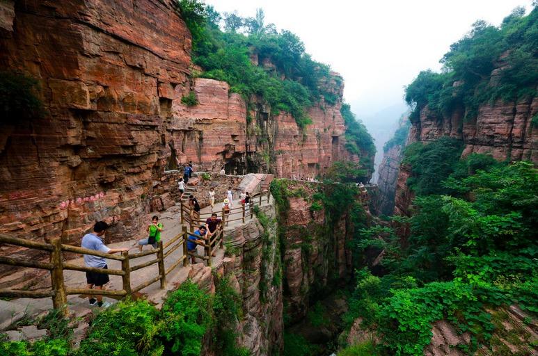 中国最美六大公路 惊艳了世界美