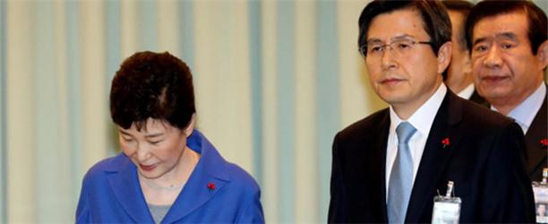 韩总统弹劾通过韩命运谁来主宰