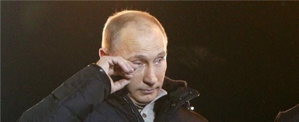 全俄哀悼日 普京的眼泪为92名同胞而流!