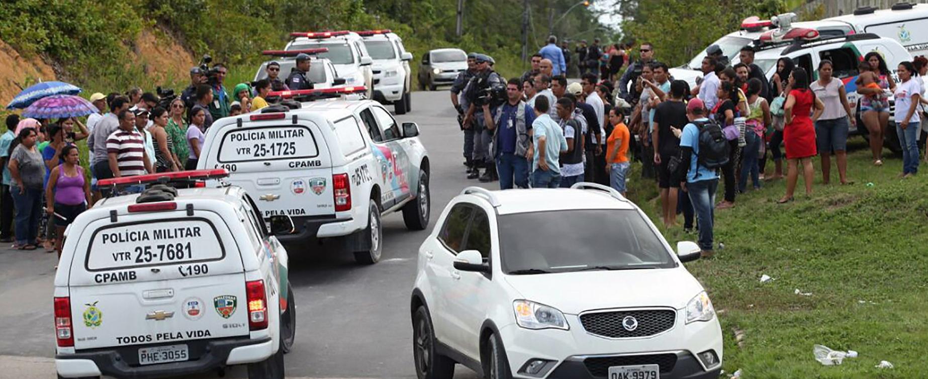 又死50多人 巴西监狱暴动为何这么多?