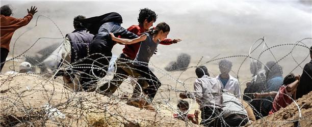 世界新秩序在阿勒颇现雏形