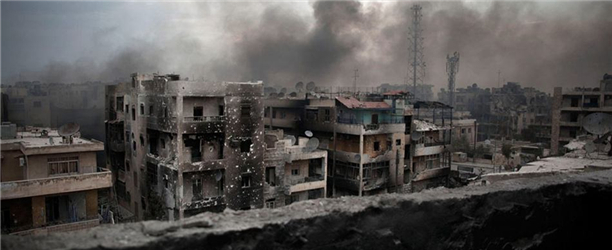 叙利亚战场,谁是赢家?