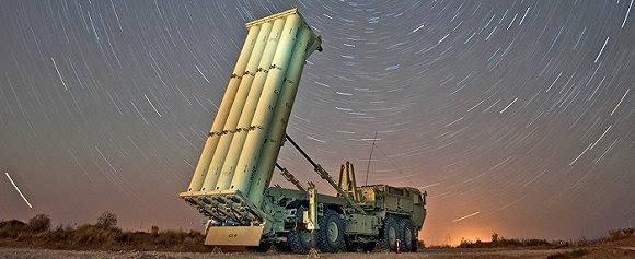 中俄如何应对特朗普在韩部署萨德