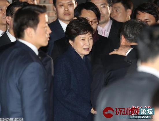 朴槿惠离开青瓦台搬至私宅 称事实会水落石出.jpg