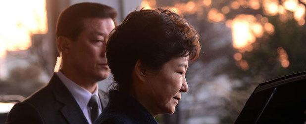 朴槿惠全面否认犯罪指控 韩检方会怎么办?