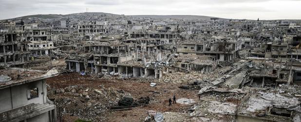 """遭受""""毒气""""袭击 叙利亚何时能迎和平"""