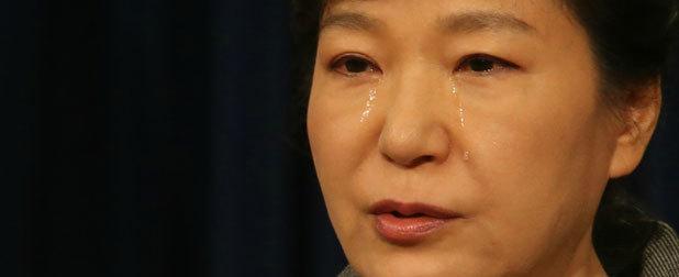 朴槿惠案必须公审 才能做到公平公正