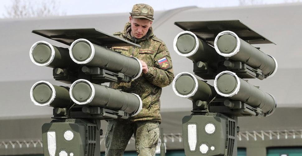 俄罗斯紧锣密鼓筹备胜利日阅兵