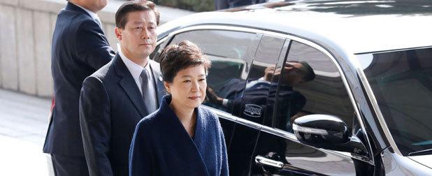 朴槿惠将亲自出席受贿罪审判,其他17项罪呢