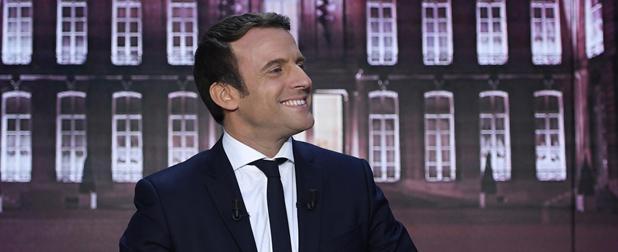 马克龙成最年轻法国总统不是个人胜利