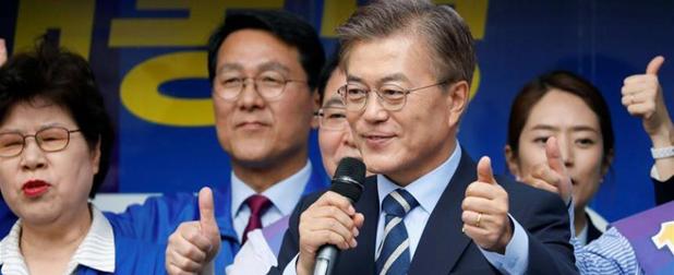 韩国大选是否也像法国大选波澜不惊?