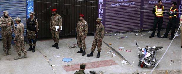 巴基斯坦缘何成恐怖袭击重灾区