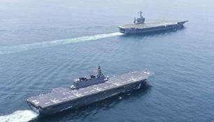 日美联合军演欲搅局南海能否得逞
