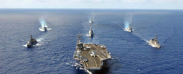 美国当前搅局南海对中美双方都毫无裨益