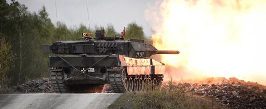 北约介入乌东部战事将遭俄核武反击?