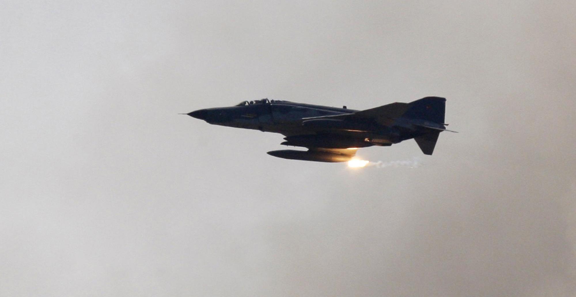 叙战机被击落 美俄摊牌在即?