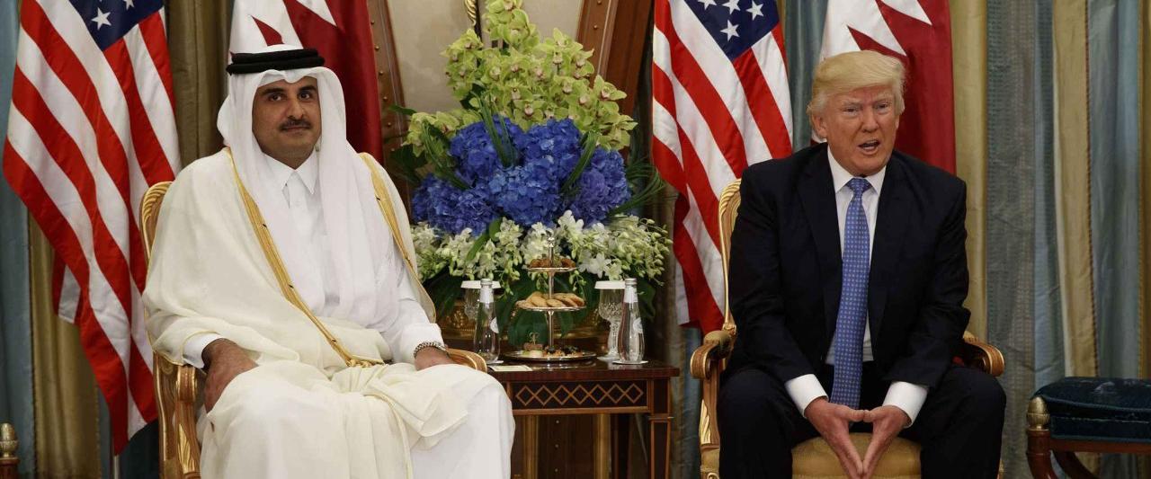 卡塔尔缘何求助美国解决断交风波?