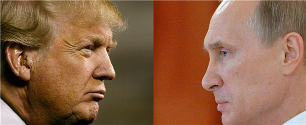 普京和特朗普或许在演出一场默契的双环戏