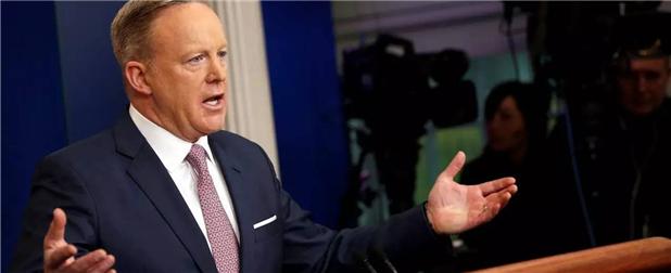 美国白宫新闻发言人主动下课