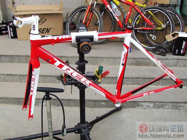Atención sobre los cuadros de carbono para bici fabricado en china ...