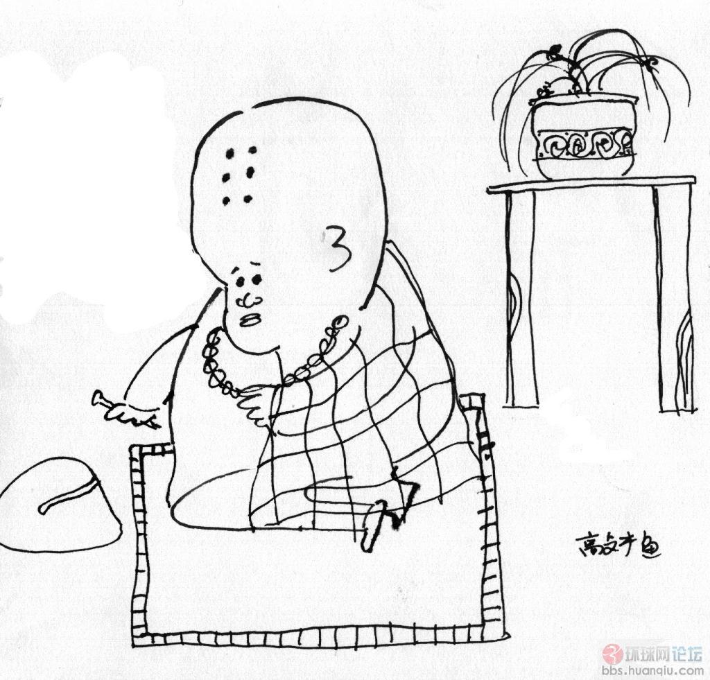 小和尚敲木鱼头像_小和尚敲木鱼图片