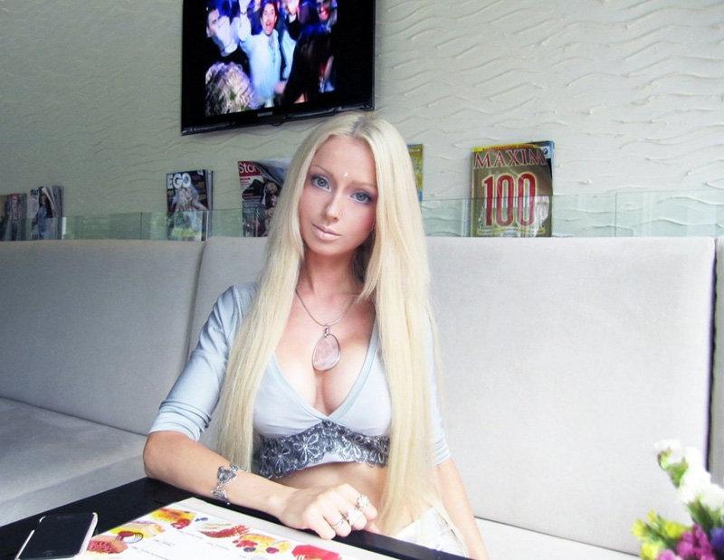 """乌克兰""""芭比娃娃""""美女"""