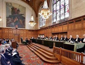 联合国海牙国际法院