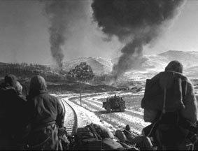 美军视角下朝鲜战争影像