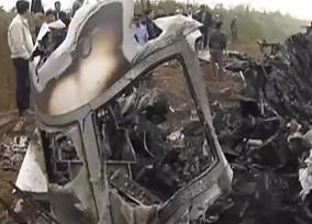 视频:相关部门前往救援