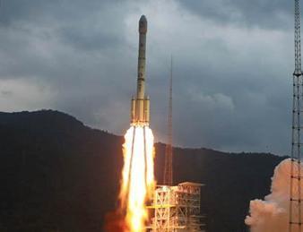 嫦娥二号卫星发射
