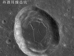 月球虹湾局部影像图公布