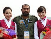 十佳空姐联谊巴军方