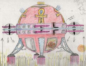 英国披露机密文件曝光70年代UFO目击事件