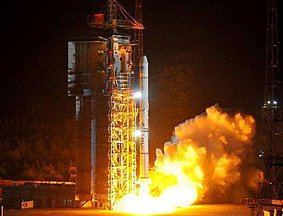 中国成功发射第八颗北斗导航卫星