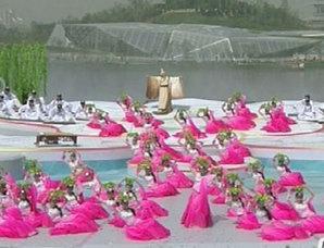 表演《天人长安》第一舞章 柳色