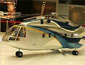 巴黎航展首见AC313直升机